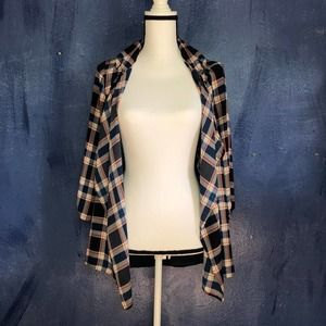 Seven Gate plaid over shirt